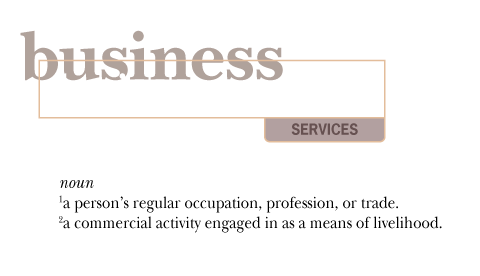 Business - Services